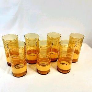 Libby's vintage drinking glasses
